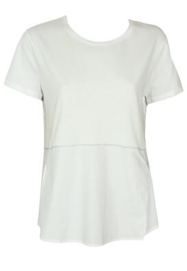 Tricou ZARA Xenia White
