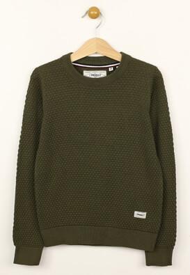Bluza Produkt Tobias Dark Green