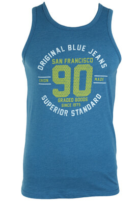 Tricou Produkt Rocky Turquoise