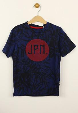 Tricou Produkt Ted Dark Blue