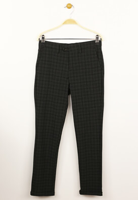 Pantaloni Jack and Jones Alex Dark Grey