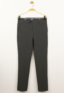 Pantaloni Jack and Jones Don Dark Grey