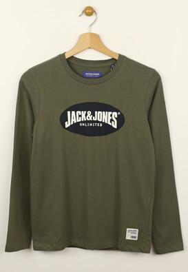 Bluza Jack and Jones Isaac Dark Green
