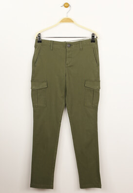 Pantaloni Jack and Jones Kevin Dark Green