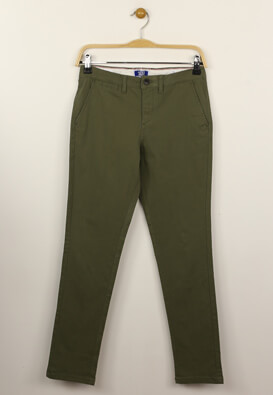 Pantaloni Jack and Jones Louis Dark Green