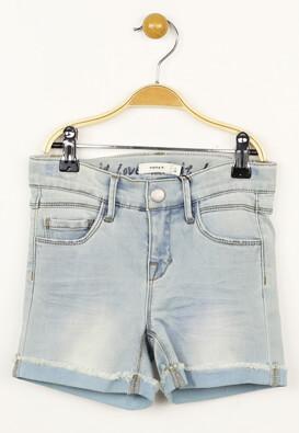 Pantaloni scurti Name it Molly Light Blue