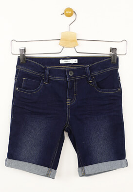 Pantaloni scurti Name it Brenda Dark Blue