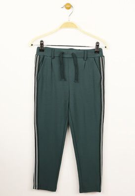Pantaloni sport Name it Abbie Dark Green