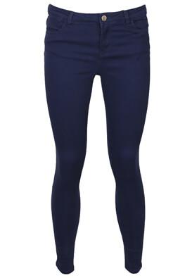 Pantaloni Lefties Francesca Dark Blue