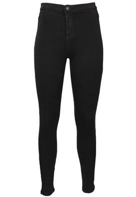 Pantaloni Lefties Donna Black