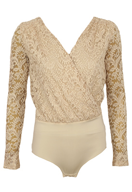 Body Vila Alma Light Beige