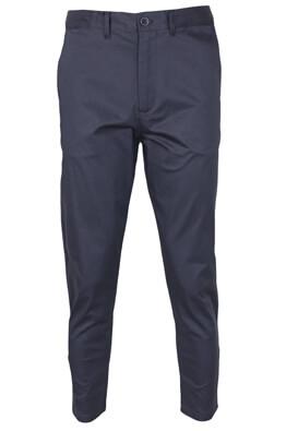 Pantaloni de stofa ZARA Stefan Dark Blue