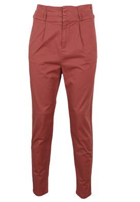 Pantaloni Only Olivia Dark Pink