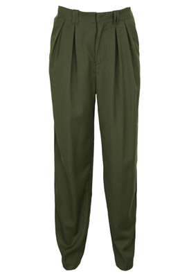 Pantaloni Only Ofelia Dark Green