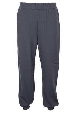 Pantaloni Only Debbie Dark Grey