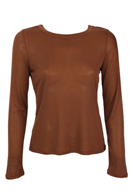 Bluza Only Lisa Brown