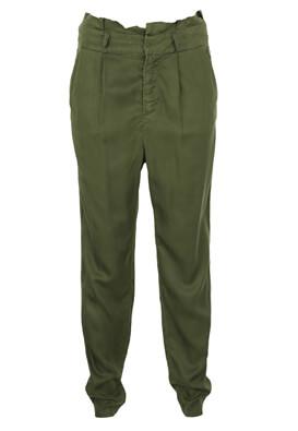 Pantaloni Only Patricia Dark Green