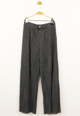 Pantaloni Only Rebecca Dark Grey