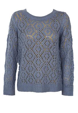 Bluza Jacqueline de Yong Donna Blue