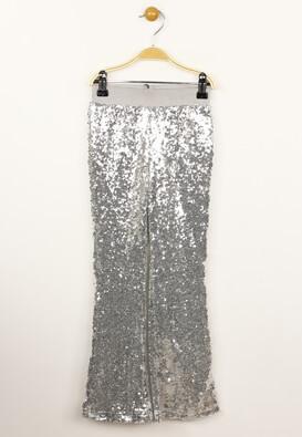 Pantaloni Only Olivia Silver