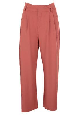 Pantaloni Only Rachel Dark Pink