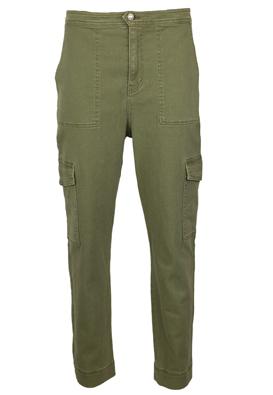 Pantaloni Only Lisa Dark Green