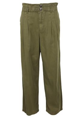 Pantaloni Only Donna Dark Green