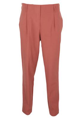 Pantaloni Only Dalida Dark Pink