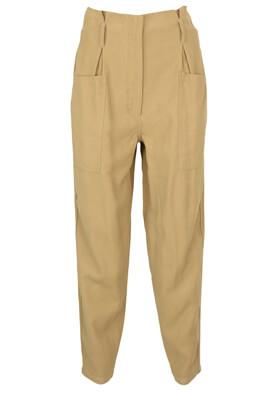 Pantaloni Only Debbie Beige