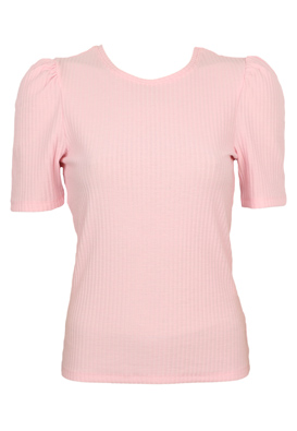 Tricou Only Laura Light Pink