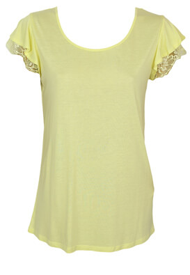 Tricou Orsay Kendra Yellow