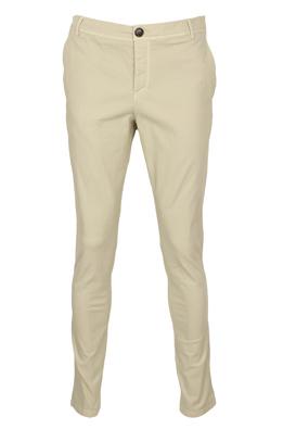 Pantaloni Selected Darius Light Beige