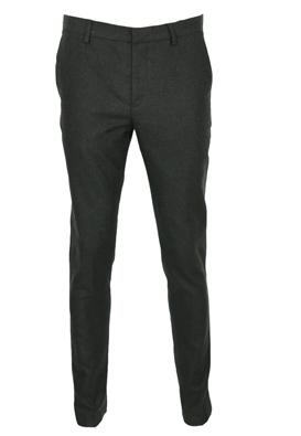 Pantaloni de stofa Selected Jerry Dark Green