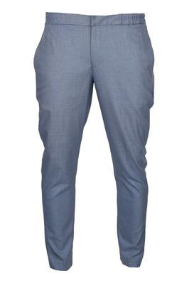 Pantaloni Selected Neil Light Blue