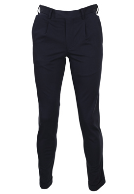 Pantaloni de stofa Selected Randall Dark Blue