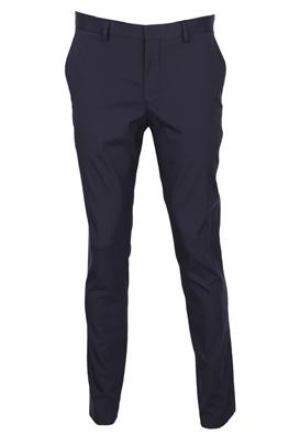 Pantaloni de stofa Selected Riley Dark Blue