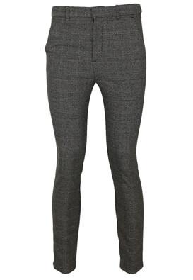 Pantaloni ZARA Nastasia Dark Grey