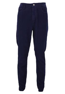 Pantaloni Pieces Patricia Dark Blue
