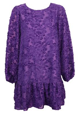 Rochie Pieces Elle Purple