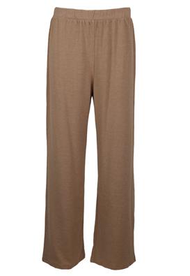 Pantaloni Pieces Estera Beige