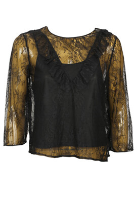 Bluza Lefties Janet Black
