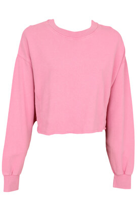 Bluza Bershka Victoria Pink