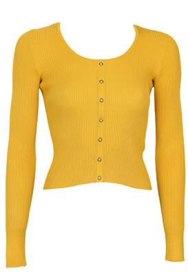 Bluza Bershka Destiny Yellow