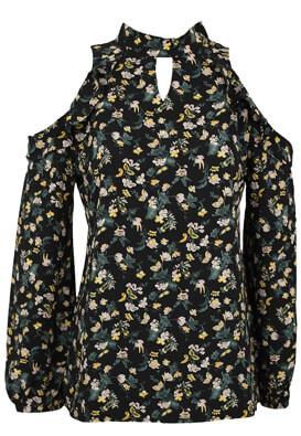 Bluza Glamorous Floral Black