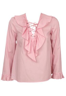 Bluza Stradivarius Grace Light Pink