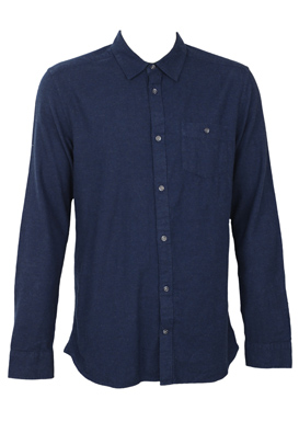 Camasa Only and Sons Michael Dark Blue