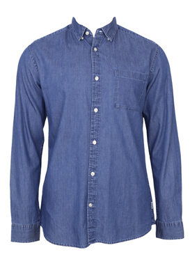 Camasa Only and Sons Kurt Blue