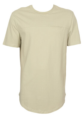 Tricou Only and Sons Victor Light Grey