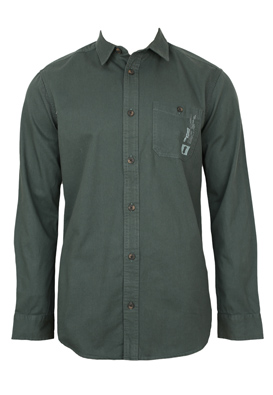 Camasa Only and Sons Marco Dark Green