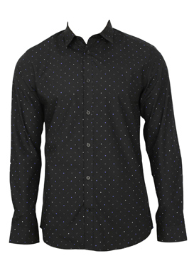 Camasa Only and Sons Lexis Black